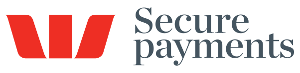 Westpac Secure Payments logo