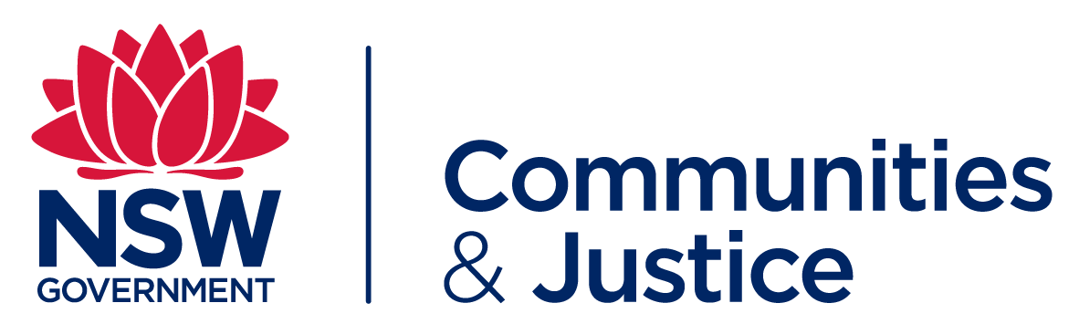 Communities and Justice logo